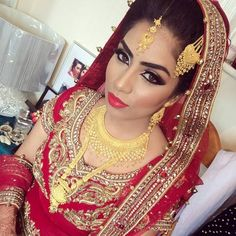 Makeup by Saadiya Rahman