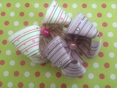 A personal favourite from my Etsy shop https://www.etsy.com/uk/listing/463538762/set-of-two-girls-boutique-hair-bows-in