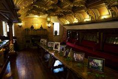 Tween deck in Belleek Castle