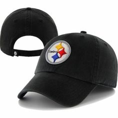 new styles 92571 f2094 Pittsburgh Steelers Cleanup Adjustable Hat Pittsburgh Steelers Hats,  Pittsburgh Steelers Merchandise, Steelers Helmet,