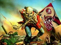"""Niner or Die""- bitches.."