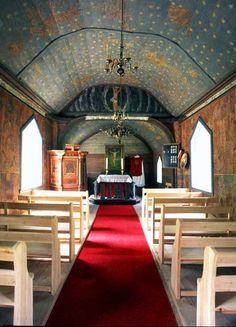Undredal stavkyrkje