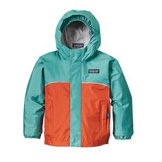 Patagonia Baby Torrentshell Jacket - Cusco Orange CUSO