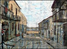 YALTA.+WALKING+DOWN+MORSKAYA+STREET+by+Badusev.deviantart.com+on+@DeviantArt