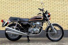 1997 Honda CB750 K7 More
