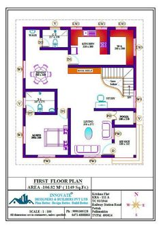 4 bedrooms double floor kerala home design 1820 sq ft 4 bedroom 2 rh pinterest com