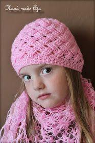 Crochet with love - Hand made Ája: ZIG ZAG čepička Crochet Beanie Hat, Knitted Hats, Knit Crochet, Crochet Hats, Ear Warmers, Zig Zag, Baby Hats, Crochet Projects, Crochet Patterns