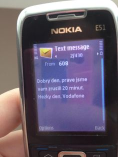 Ještě že nemám Vodafone.