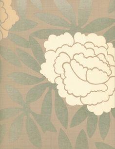 Asuka Wallpaper from Osborne & Little
