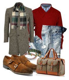 just another day in the neighborhood by jeffrie-st-james on Polyvore featuring polyvore fashion style Vivienne Westwood Hartmann O'Keeffe Brooks Brothers Bally women's clothing women's fashion women female woman misses juniors