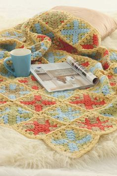 Vaalcraft is the leading knitting wool, yarn & crochet cotton store in Gauteng. Our new Shop - Online Yarn & Wool Ecommerce store has well over 200 items available. Afghan Blanket, Picnic Blanket, Outdoor Blanket, Knitting Patterns, Crochet Patterns, Blanket Patterns, Double Knitting, Pure Products, Quilts