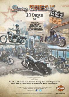 Harley-Davidson - Spring Break 2012