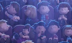 The Peanuts gang is all here in the newest poster for The Peanuts Movie.