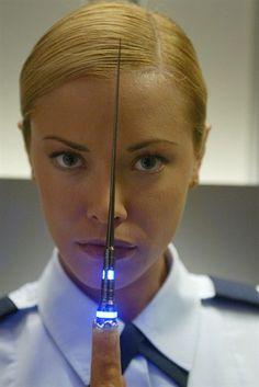 #Kristanna Loken in #Terminator 3