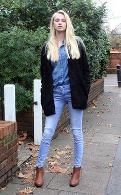 【ELLEgirl】Anica(21)/モデル|STREET STYLE / ロンドンスナップ|エル・ガール・オンライン