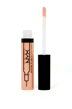 NYX Pump It Up Lip Plumper. Cruelty free. PETA approved brand. Not Leaping Bunny certified.