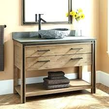 Build Your Own Bathroom Vanity Isn T Difficult As You Think 24
