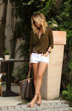 Me encanta... todo... deseando que llegue el verano, outfit a probar sin falta