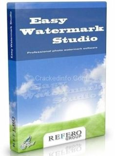Easy Watermark Studio Pro 3.5 Crack And Serial Key is a tool that secure photo from stealing, execute expert photo preservation and desist from illegal use.