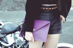 www.veronicab.com Veronica, Leather Skirt, Campaign, Winter, Skirts, Bags, Fashion, Winter Time, Moda