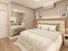 Que tal descansar após essa correria de fim de ano nesse lindo dormitório?! Nesse projeto criamos uma atmosfera leve e elegante. #archi2studio #arquitetaportoalegre #interiordesign #instadecor #interiores #arquitetura #bedroom #dormitorio #zonasulpoa #portoalegre #vray #3dmax