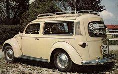 Beetle wagon