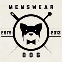 Menswear Dog logo.