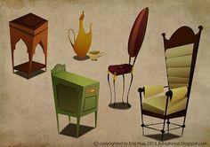 Props Design by Jing hua. bdogforest.blogspot.com
