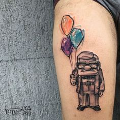 Amusing Sketch Style Tattoos and Your New Best Loved Italian Tattoo Artist