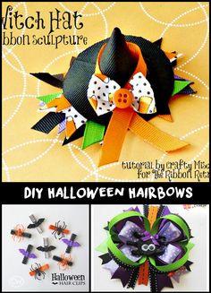 9 DIY Halloween Hair