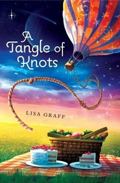 2013 National Book Award Longlist for Young People's Literature - A Tangle of Knots by Lisa Graff New Children's Books, Great Books, Books To Read, National Book Award, Chapter Books, Children's Literature, The Life, The Book, Tangled