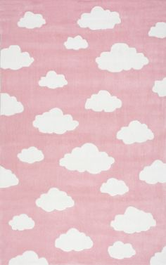 nuLOOM Handmade Modern Clouds Kids Pink/ Blue Rug x (Pink), Size x (Polyester, Color Block) Pink Wallpaper, Wallpaper Backgrounds, Iphone Wallpaper, Wallpaper Ideas, Amazing Wallpaper, Perfect Wallpaper, Pink And Blue Rug, Pink Rug, Pastel Pink
