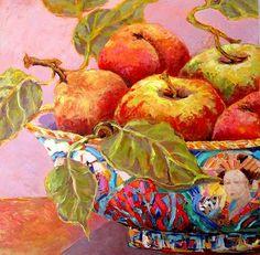 Oil Paintings by American Artist Katherine Steiger