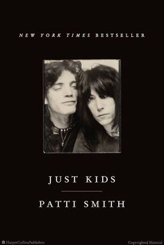Just Kids by Patti Smith. Another book that was hard to put down.