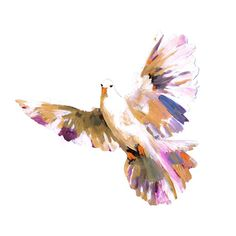 Lulu's Art Decals, Dove http://luludklifestyle.com/collections/decals