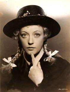 """MArion Davies en """"Peggy de mi corazón"""" (Peg o' My Heart), 1933"""
