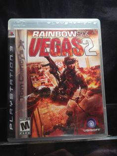Tom Clancy's Rainbow Six: Vegas 2 for PS3 Sony PlayStation 3