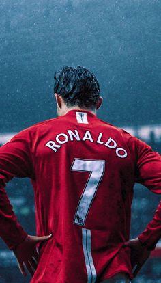 Cristiano Ronaldo Manchester, Cristiano Ronaldo Portugal, Cr7 Ronaldo, Best Football Players, Soccer Players, Bmx, Touko Pokemon, Neymar Football, Football Gif