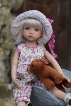 Effner-13-Little-Darling-PRECIOUS-PLAY-DATE-by-Ladybugs-Doll-Designs