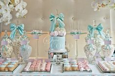 Here we are again with another breath taking event by  Styled By Coco .This event a double Christening for Porsha and Alexander,there's r...