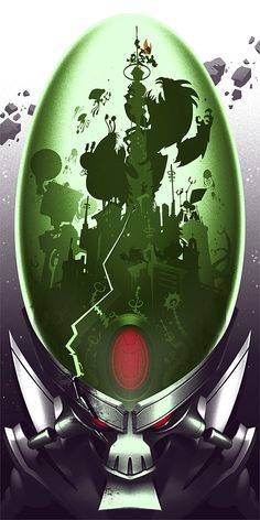 Ratchet and Clank Screenprint! by *CreatureBox on deviantART