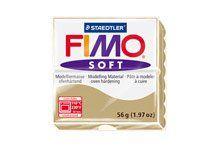 Fimo Soft Sahara 56g Polymer Clay  Block, Fimo Colour Reference 70