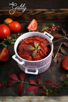 Kulinarne przygody Gatity - przepisy pełne smaku: Domowy ketchup (keczup)