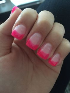 My nails I got done today July 6th 2016! I got them done at Q-Nails.
