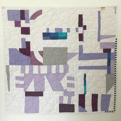 Improv Modern Quilt