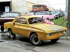 Советский Порше - Запорожец ЗАЗ Спорт 900