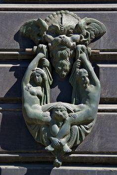 Door Knocker, Stockholm.