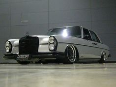 Silver and Black W108