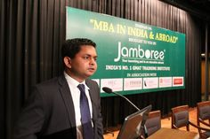Mr.Abhilekh Kumar- Alumnus of Darden Business School.