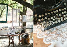 Um Casamento na Floresta | A Wedding In the Florest - Senhora Inspiração! Blog